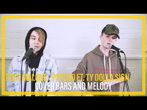 Post Malone - Psycho || Bars and Melody COVER