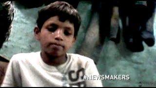 Raid Finds 14 Child Slaves Forced into Sweatshop