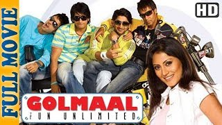 Golmaal: Fun Unlimited (2006) {HD} - Full Movie  - Ajay Devgn - Arshad Warsi - SuperHit Comedy Movie