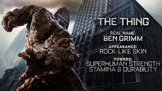 Fantastic Four   Power Piece: Ben Grimm [HD]
