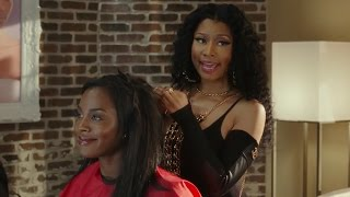 Nicki Minaj Shines In Hilarious Barbershop 3 Trailer