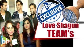 Download Love Shagun   Full Interview   Manit   Anuj   Vikram   Shamin   Simpy   Sandesh 3Gp Mp4