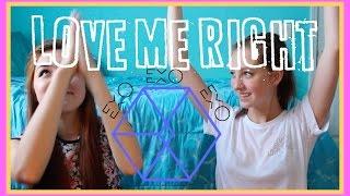 EXO - Love Me Right (Chinese & Korean)   Double MV Reaction