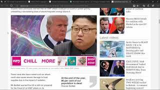 NORTH KOREA UPDATE!