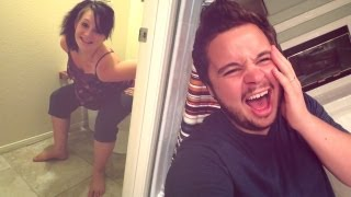 HOW PREGNANT WOMEN PEE (7.25.13 - Day 181)