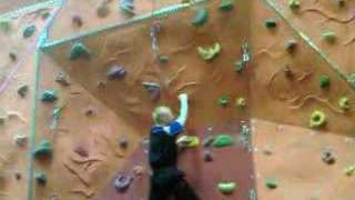 CIT Rock Climbing Club 16-10-2007