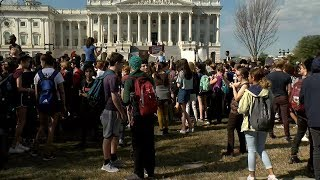 Parents and students confront lawmakers on gun control