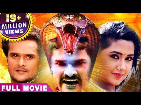 Xxx Mp4 Naagdevi 2 HD FULL MOVIE Khesari Lal Yadav Kajal Raghwani Superhit Bhojpuri Movie 2018 3gp Sex