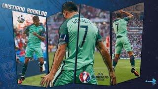 Cristiano Ronaldo ★ Euro 2016 ★ The Switch Movie [HD]
