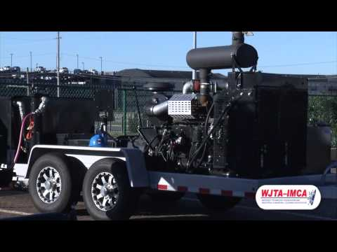 PSI Pressure Systems Corp. Demo at 2014 WJTA-IMCA Expo