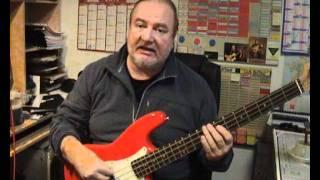 Débuter pour jouer de la Basse 4 cordes Electrique avec Buffalo Gil's