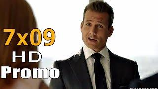 """Suits S07E09  Season 7 Episode 9 Trailer """"Shame"""" (HD)"""