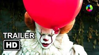 IT Trailer 2 (2017)   Megan Charpentier, Finn Wolfhard, Javier Botet