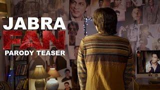 Jabra Fan Anthem Parody Teaser    Shudh Desi Gaane    Salil Jamdar