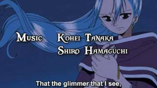 One Piece ED 07 - GLORY (FUNimation English Dub, Sung by Caitlin Glass, Subtitled)