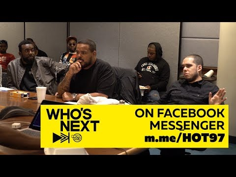 Xxx Mp4 HOT 97 S DJ Enuff S DJ Meeting Listening To New Artists On WHO S NEXT UNCUT 3gp Sex