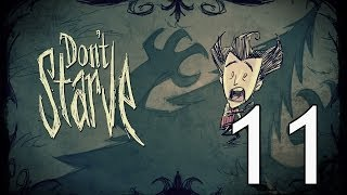 Don't Starve Lets Play- Part 11 (Base in Pig Village)