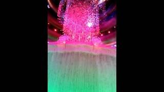 Diamond Show at Galaxy Hotel Macau Lobby