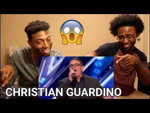Christian Guardino: Humble 16-Year-Old Is Awarded the Golden Buzzer - AGT 2017 (REACTION)