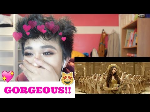 Reacting To Indian Song Deewani Mastani   Bajirao Mastani