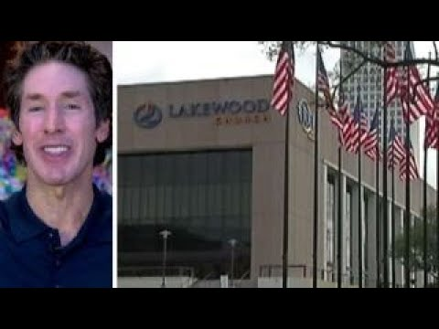 Joel Osteen fires back at critics in Harvey's aftermath