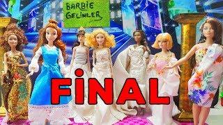 Barbie Oyuncak Bebek Gelinler Yarışması BÜYÜK Final | Oyuncak Butiğim