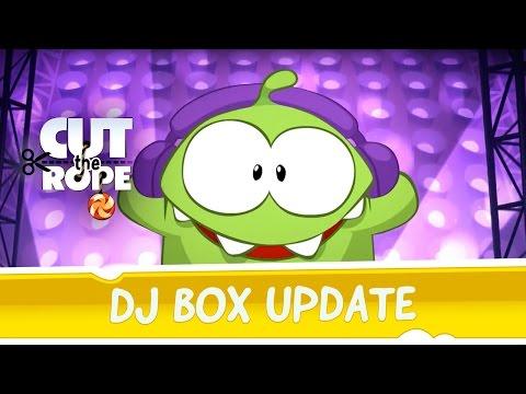 Cut the Rope - DJ Box Update