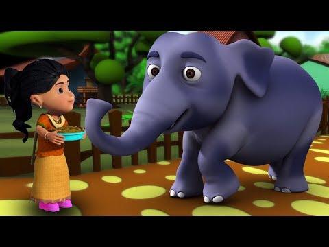 Xxx Mp4 Hathi Raja Kahan Chale Hindi Nursery Rhymes Baby Rhymes Kids Song हाथी राजा कहाँ चले 3gp Sex