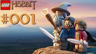 LEGO DER HOBBIT #001 Eine unerwartete Reise ★ Let's Play LEGO Der Hobbit [Deutsch]