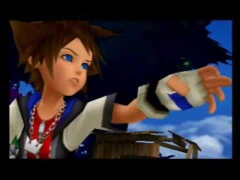 Ed Edd n Eddy Kingdom Hearts Style