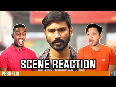 Maari Mass Fight Scene Reaction | Dhanush | PESHFlix Entertainment