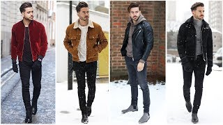 4 EASY OUTFITS FOR MEN | Men's Outfit Inspiration | Men's Fashion Lookbook 2018