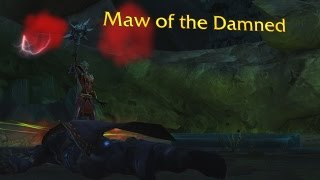 The Story of Maw of the Damned [Artifact Lore]