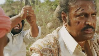 Vishnu Fights With Goons And Saves Mohan Babu || Interval Fight || Rowdy Latest Movie Scenes