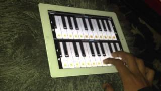 masood piano via virtous piano for ipad 2