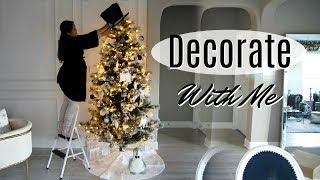 A Day In My Life - Holiday Home Tour! Christmas Tree Decorate With Me 🎄  MissLizHeart