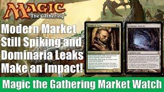 MTG Market Watch: Modern Market Still Spiking and Dominaria Leaks Make an Impact