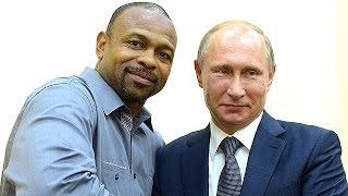 Путин и Рой Джонс младший