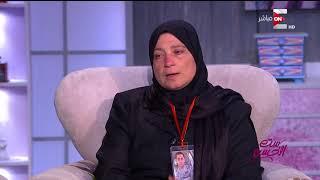 ست الحسن - أم الشهيد المقدم شريف: أبني أخفي عني أنه يعمل في سيناء زي كتير من أبطالنا هناك