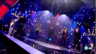 One Direction Perform Story Of My Life   The Voice Spain 2013