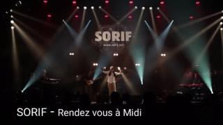 SORIF - #Rendez vous à Midi