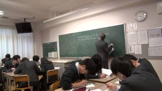 Sample OUC English classes at Sapporo Nichidai High School #2