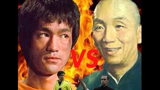 Ip Man vs Bruce Lee