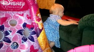 WE'VE GOT A CLIMBER! + DADDY'S HOME! (DAY 39)