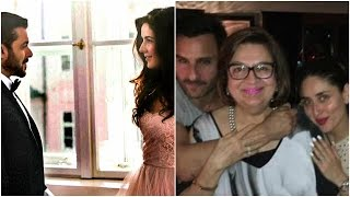Salman Helps Katrina Bag Another Film | Saif Gifts Mother-In-Law An Apartment