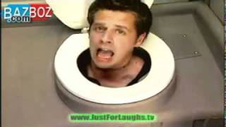 مقلب قوي حمام - كشول
