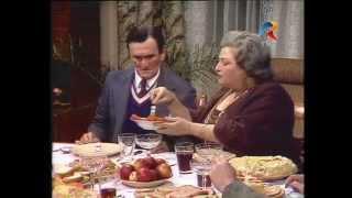 Sceneta cu Puiu Calinescu si Draga Olteanu Matei