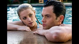 "Amber Heard and Penn Badgley in ""The Stepfather"""