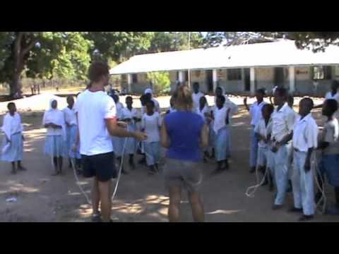 Jump Rope For Heart visits Muhaka Primary, Kenya