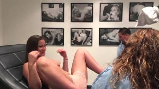 Dani Daniels Getting Molded